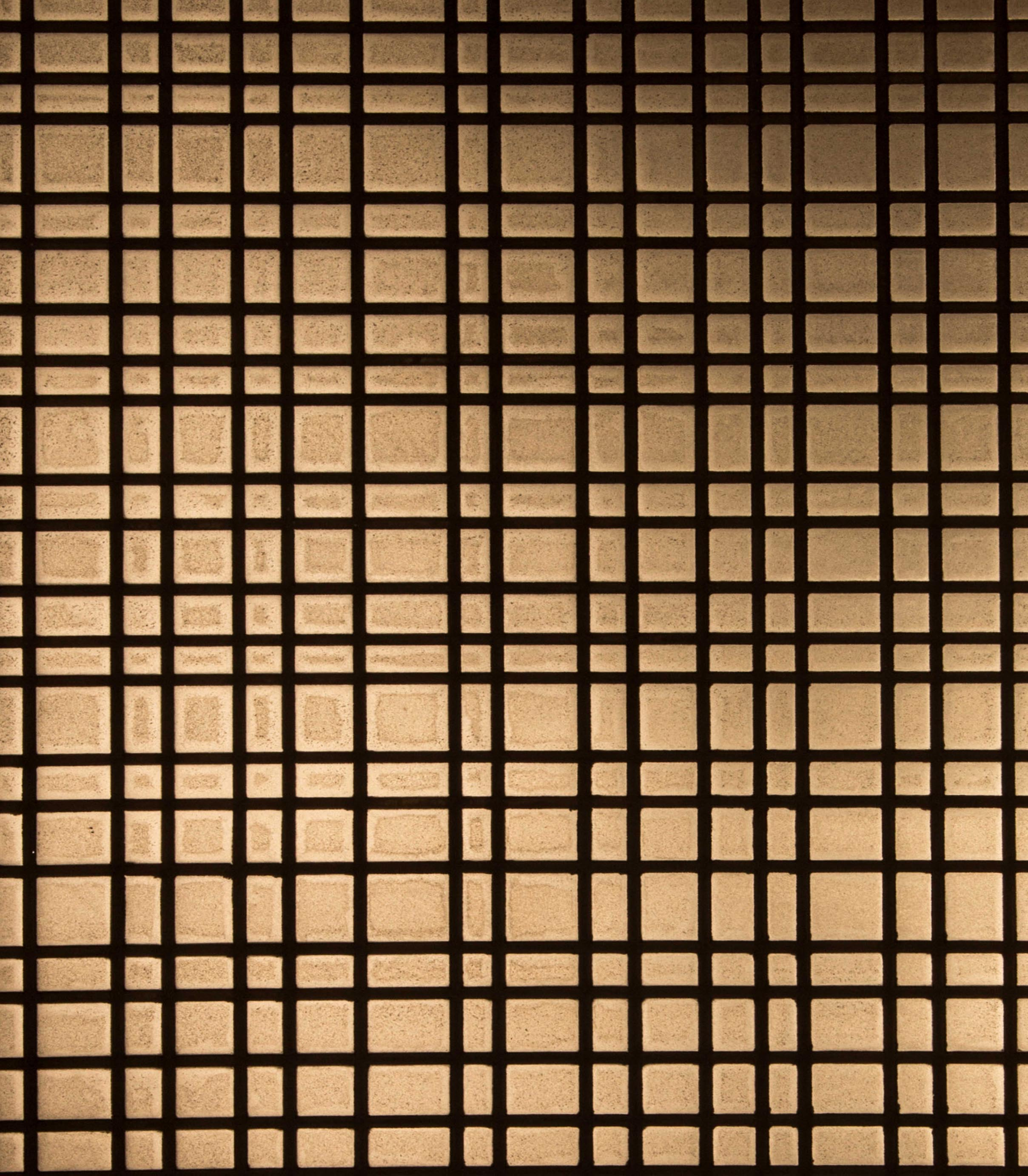 Designer 3D Real Brass Finish Wall Panels for interiors and exteriors by Evolve India - Special Finishes